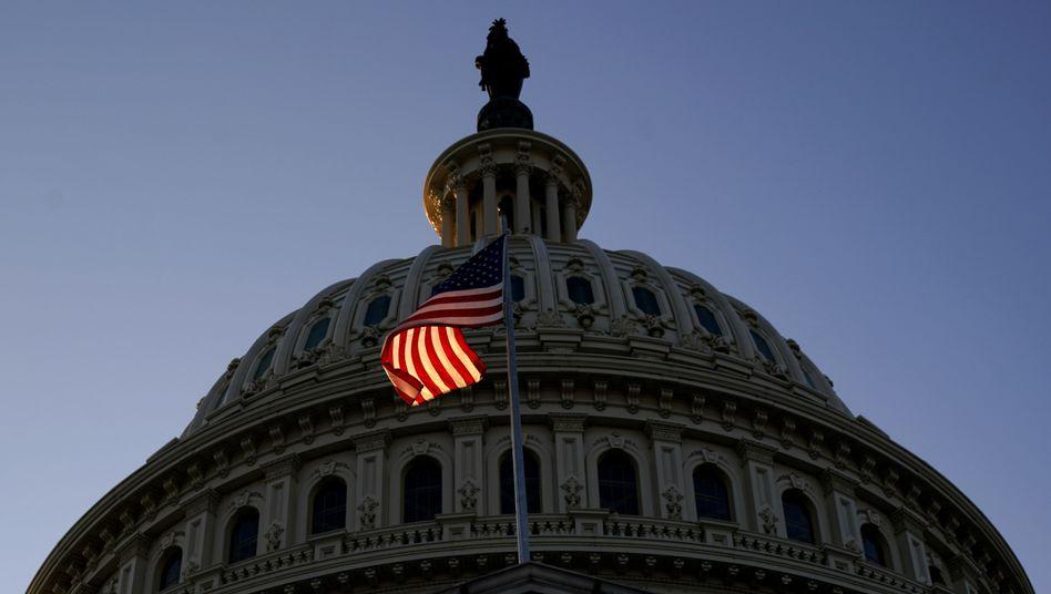 Das Kapitol in Washington, DC: »Die Parlamente haben sich trotz mancher wechselseitiger Enttäuschungen als krisenresistente Kommunikationskanäle bewährt«