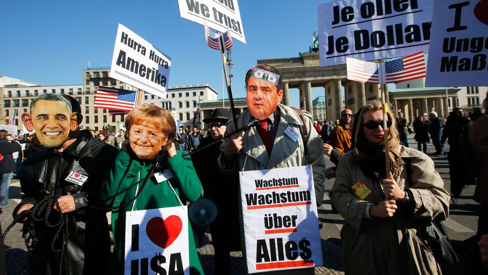 Photo Gallery: The People Fighting TTIP