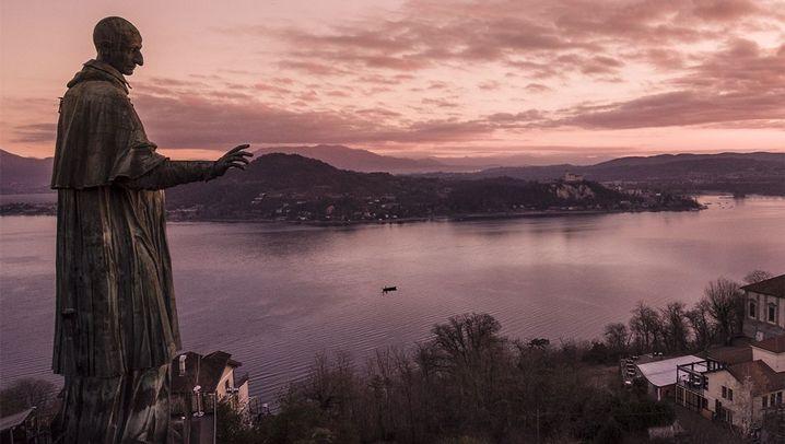 Sie trotzen Wind und Wetter: Die Fischer vom Lago Maggiore
