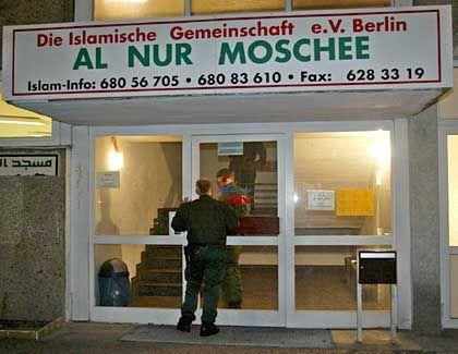 Al-Nur-Moschee in Berlin-Neukölln: Information vom Hörensagen