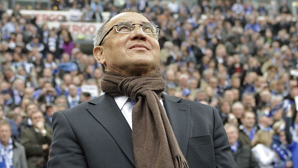 Trainer Magath: Schalke-Aufsichtsrat beschließt die Trennung