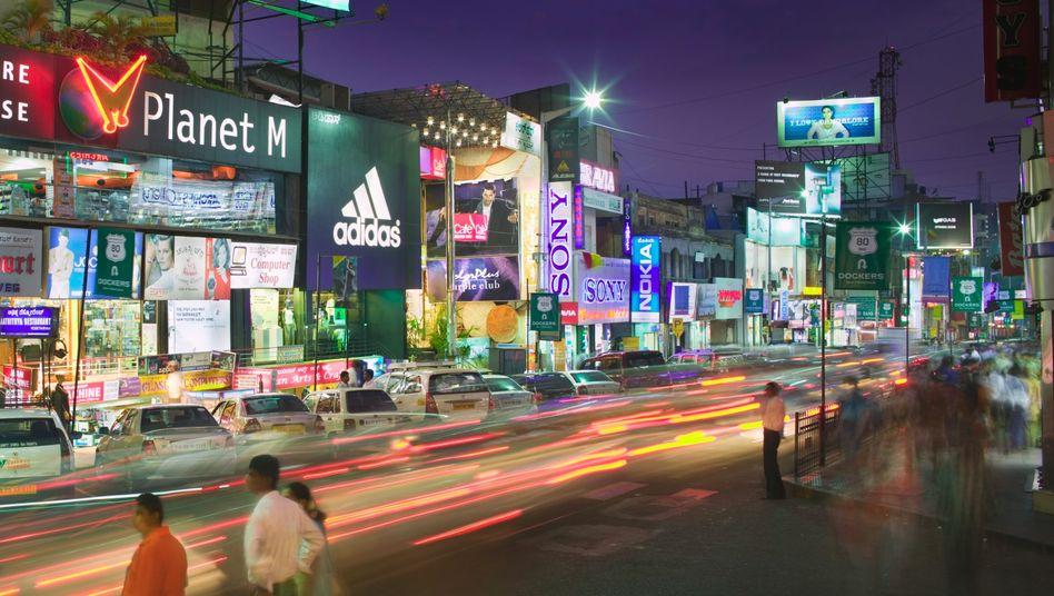Bangalore: Die Stadt ist Indiens IT-Metropole, deutsche Hochschulen suchen Kontakte
