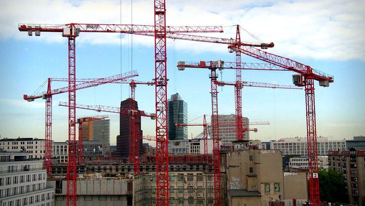 """""""Die Stadt als Beute"""": Berlin wird immer teurer"""