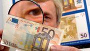 Polizei, Handel und Banken konfiszieren deutlich mehr Falschgeld