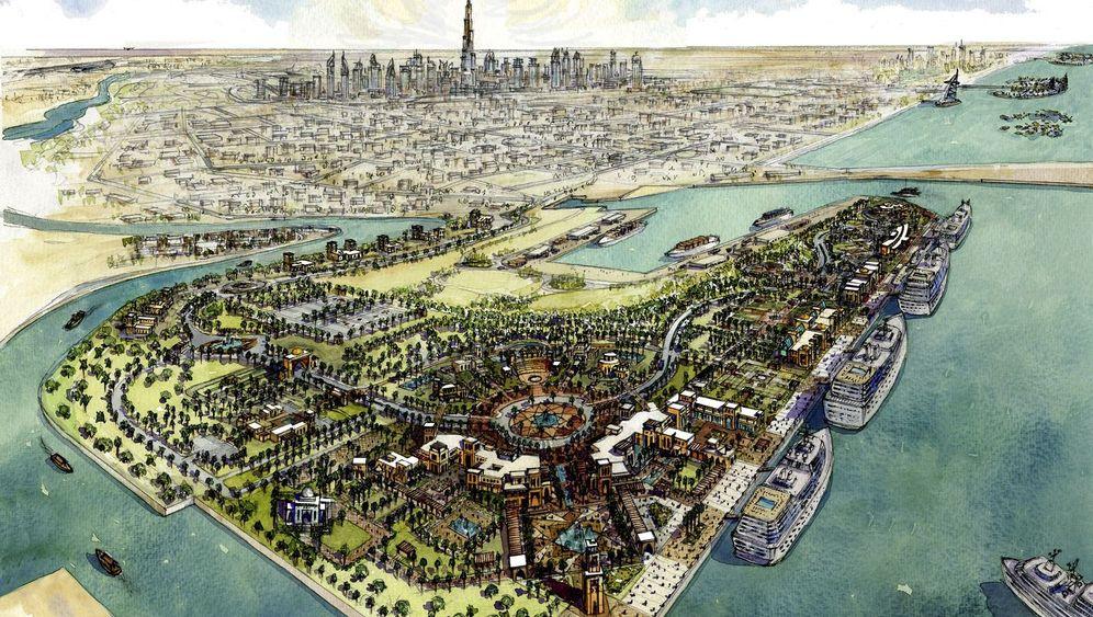 Kreuzfahrtziel Dubai: Boom am Arabischen Golf