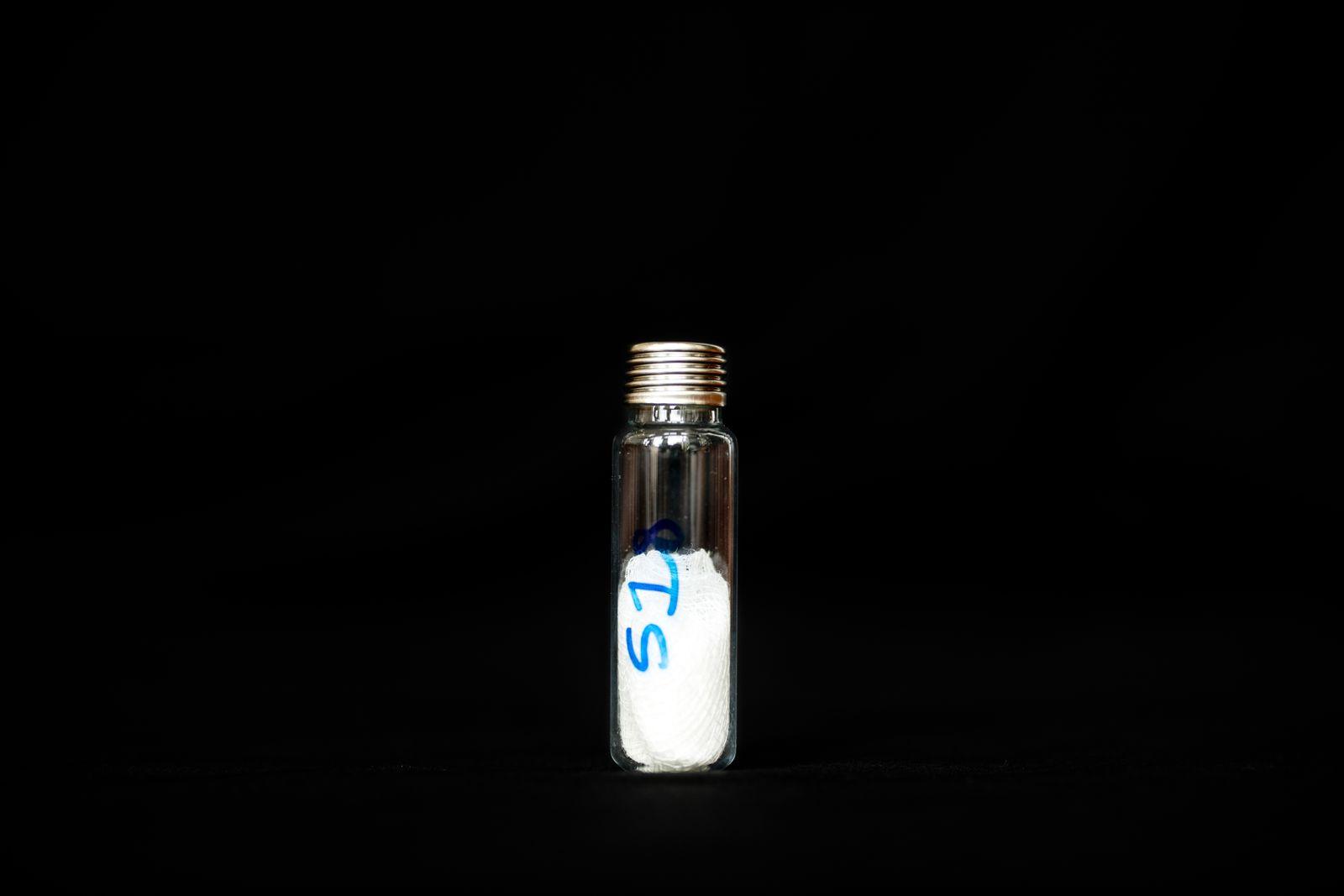 EINMALIGE VERWENDUNG SP 46/2019 S. 60 - Geruchsprobe - Parkinson riechen