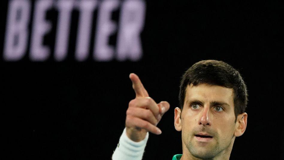 Novak Djokovic: Abschied aus dem ATP-Spielerrat