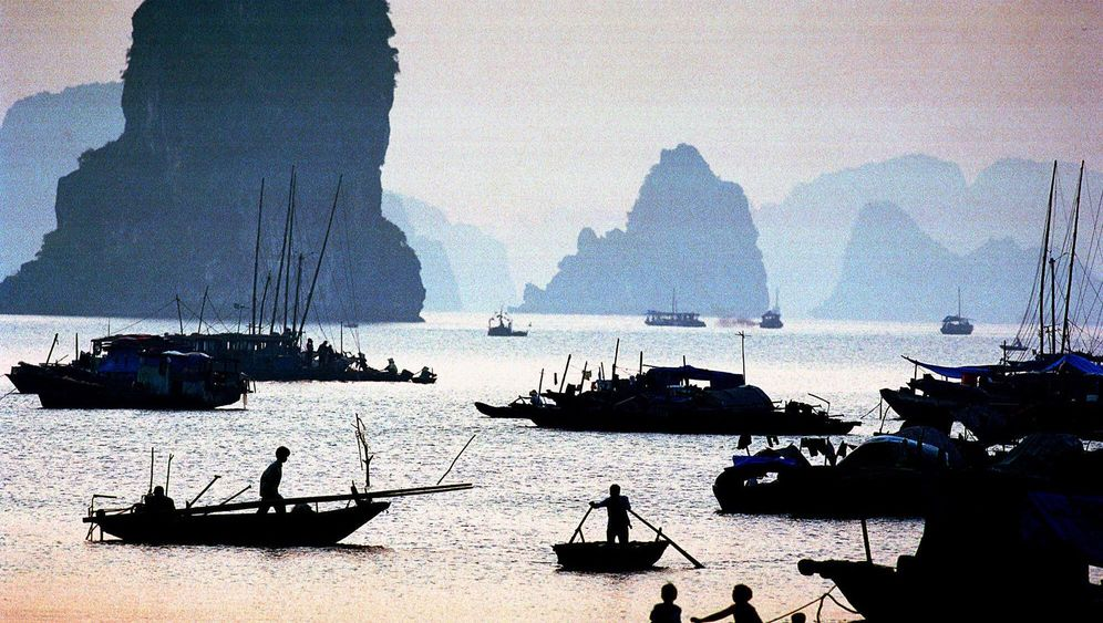 Halong-Bucht: Unesco-Welterbe in Vietnam