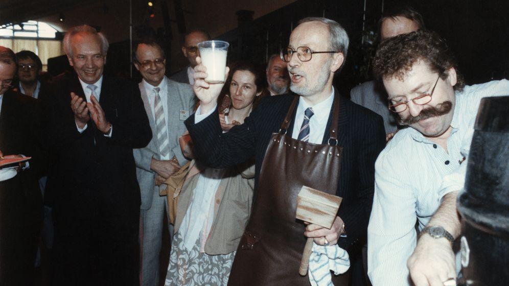 Volkskammerwahl 1990 - als die DDR sich abwählte