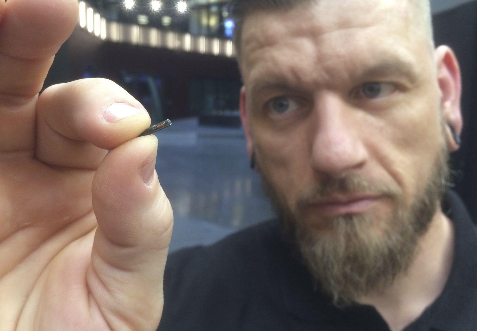 Sweden Microchip Implants