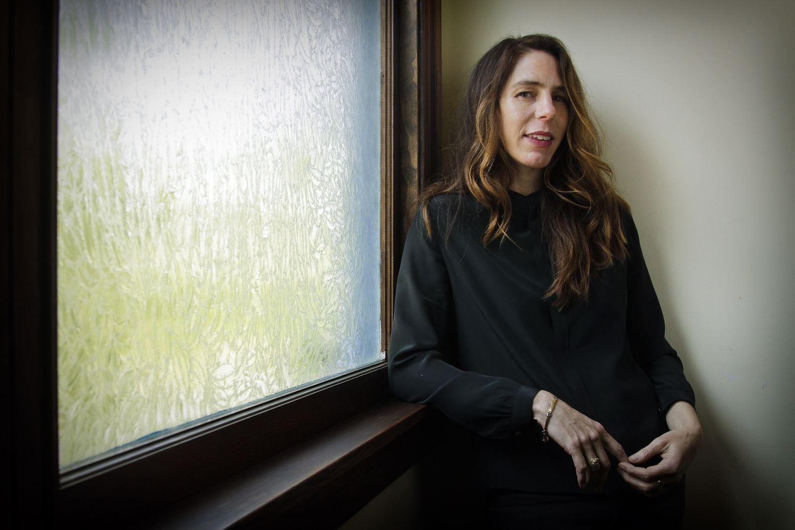 EINMALIGE VERWENDUNG Rachel Kushner