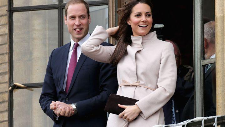 Nachwuchs für William und Kate: Endlich ein Baby