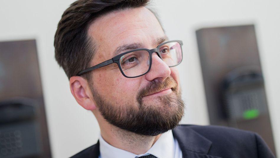 Thomas Kutschaty, Oppositionsführer im nordrhein-westfälischen Landtag