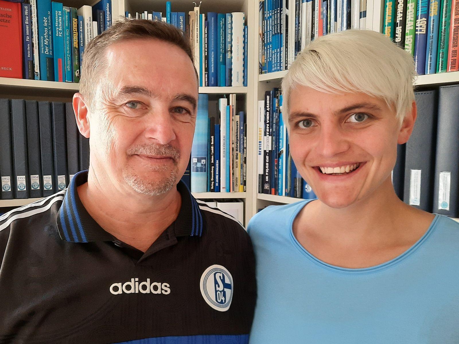 Katharina Strohmeyer und Stefan Barta