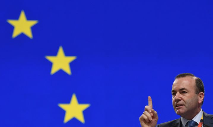 Manfred Weber: Ungewisse politische Zukunft