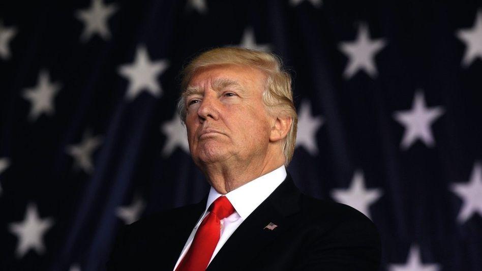 US-Präsident Trump: »Sadistisch, mitleidlos, grausam, unmoralisch, primitiv, kaltschnäuzig, räuberisch, schikanierend, entmenschlichend«