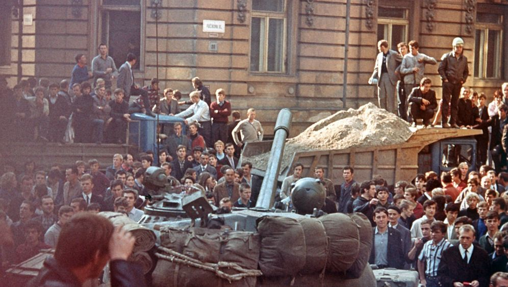 Geheimdienste 1968: Überraschung
