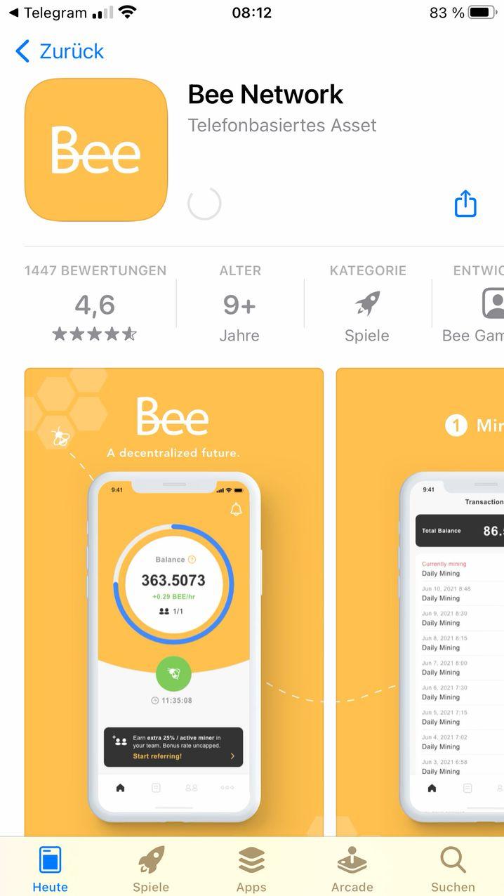 Bee Network hat viele gute Bewertungen, denen aber man lieber nicht trauen sollte