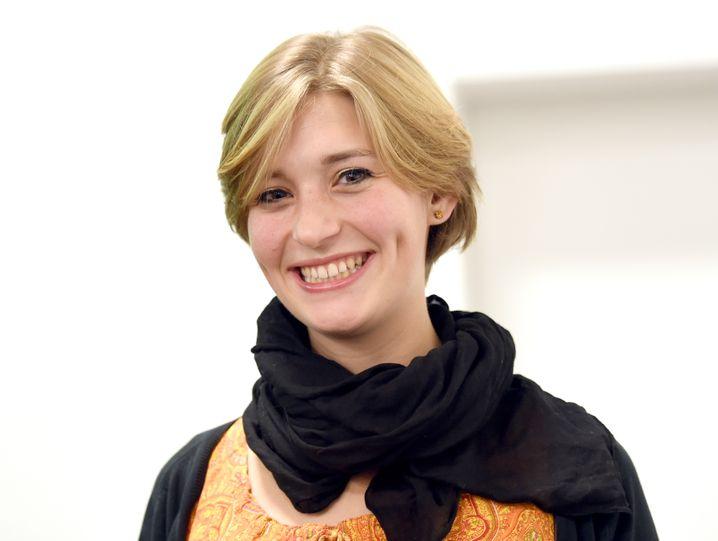 Grünen-Nachwuchspolitikerin Hanna Steinmüller