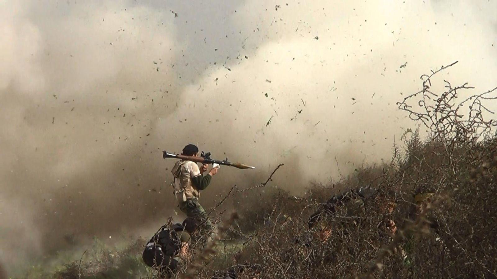Syrien / Kämpfer