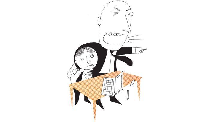 Typologie der Bosse: Ich Chef, du nix