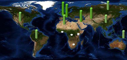 Genetische Verwandtschaft: 23andMe sagt einem, mit welchen Menschen weltweit man wie viel genetische Ähnlichkeit hat