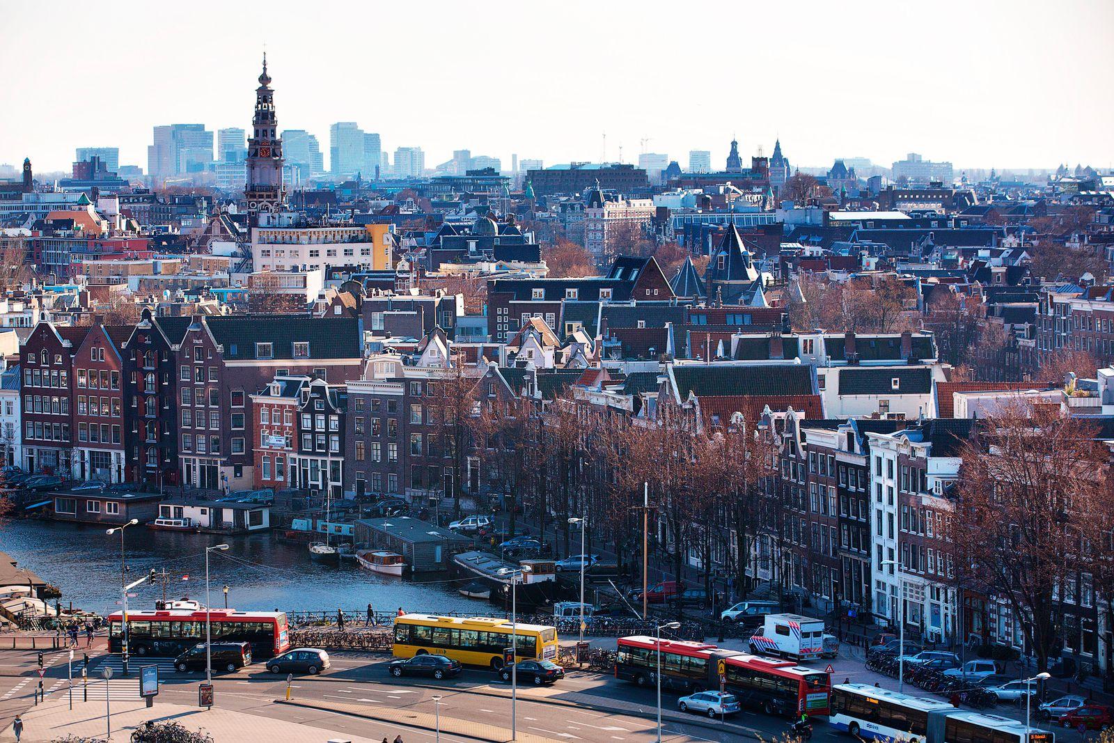 Amsterdam / Banken / Bankenviertel / Konjunktur