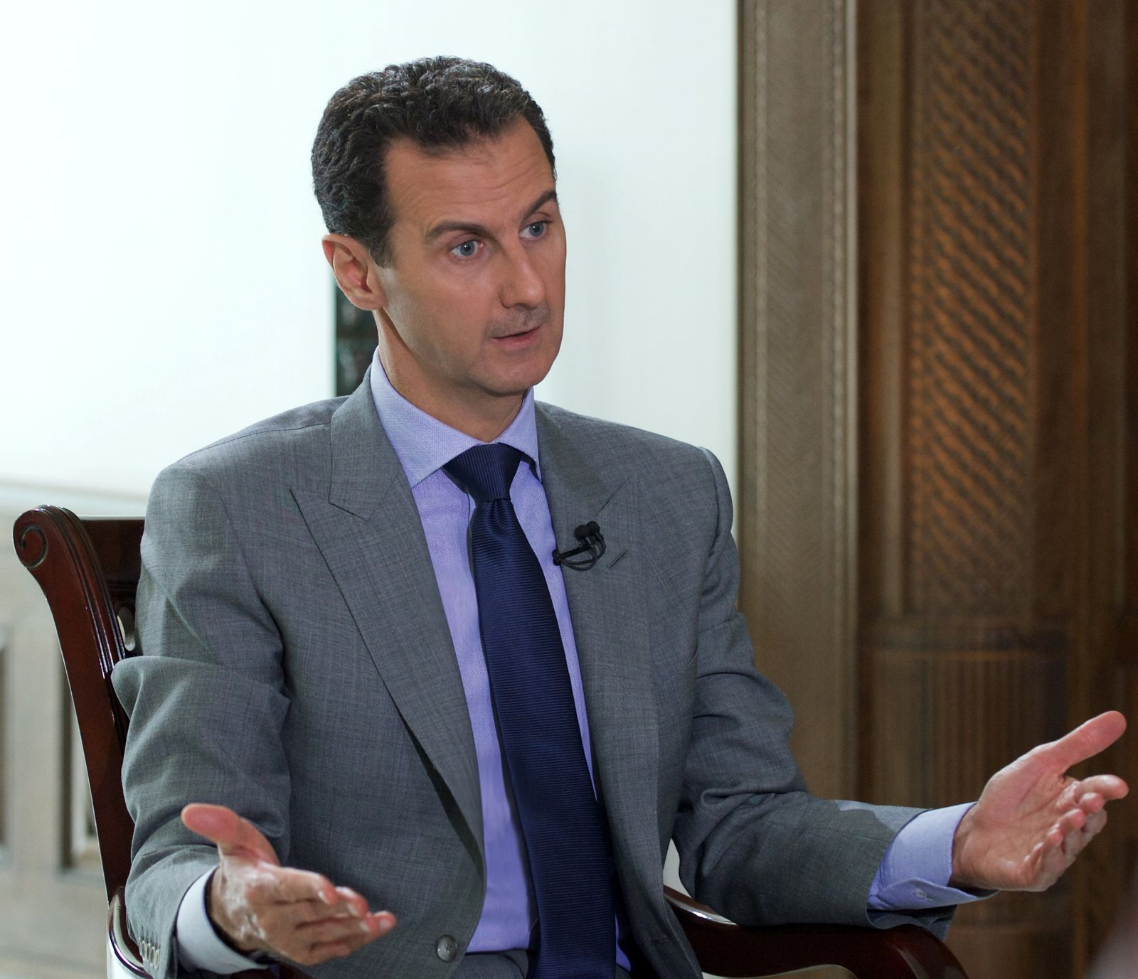 MIDEAST-CRISIS/SYRIA-ASSAD