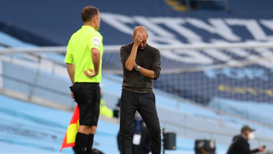 Ausgecoacht von Brendan Rodgers - was für ein Nachmittag für Pep Guardiola