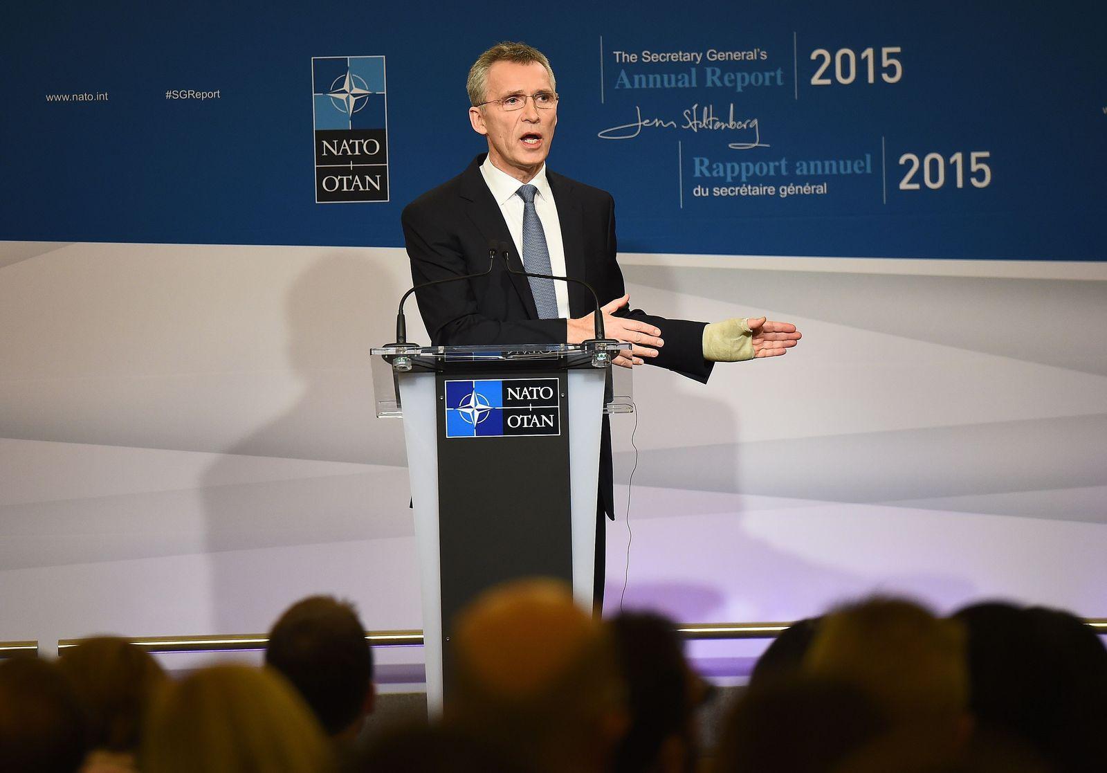Nato/Jens Stoltenberg