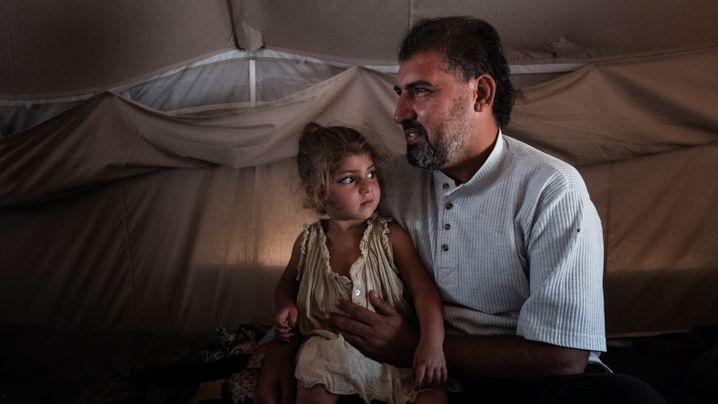 """Flüchtlinge auf Lesbos: """"Ich hasse diesen Ort"""""""