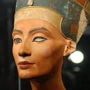 The bust of Nefertiti is almost 3,400 years old.