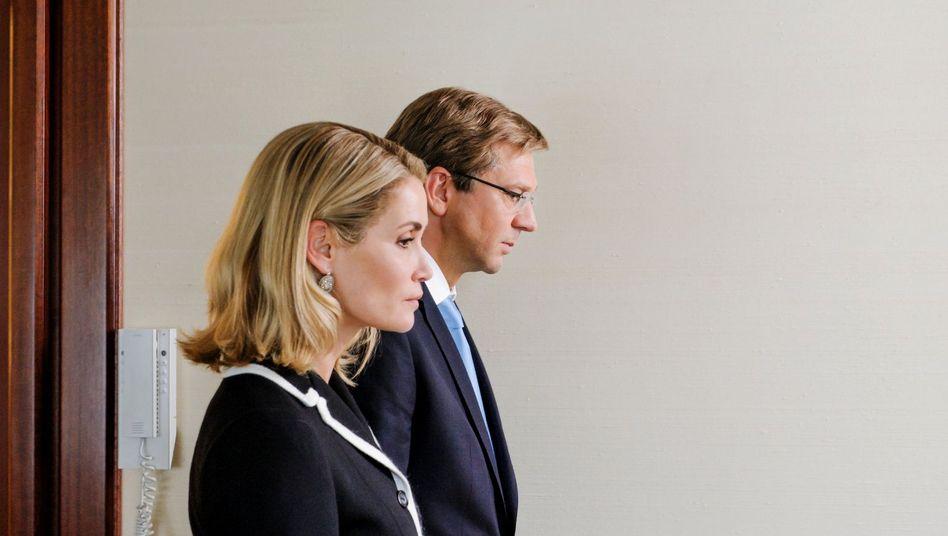"""Szene aus dem Film mit Kai Wiesinger und Anja Kling: """"Überraschend gut"""""""