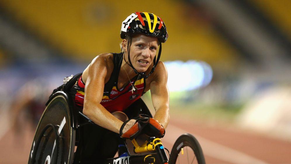 Marieke Vervoort: Paralympics-Siegerin aus Belgien