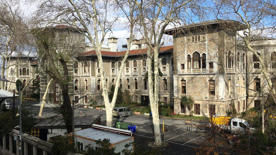 Elite-Gymnasium Istanbul Lisesi