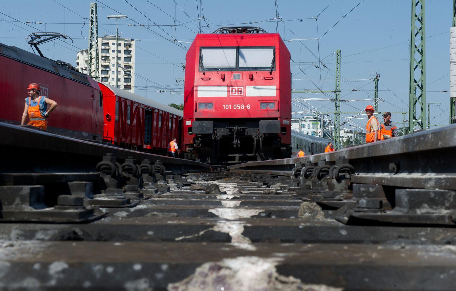 Intercity / Stuttgarter Hauptbahnhof
