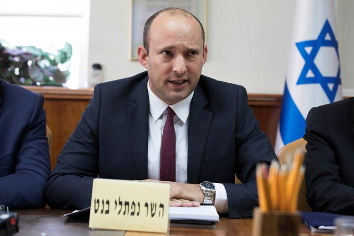 Hat seinen Traumjob bekommen: Israels neuer Verteidigungsminister Naftali Bennett