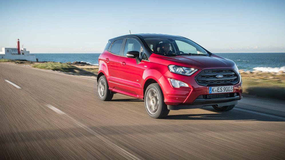 Autogramm Ford Ecosport: Öfter mal was Neues