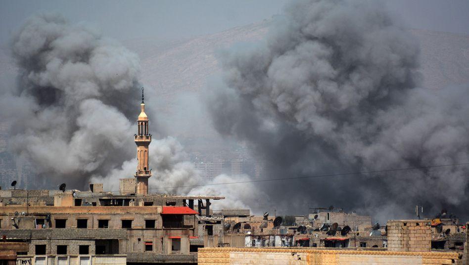 Jarmuk in Damaskus