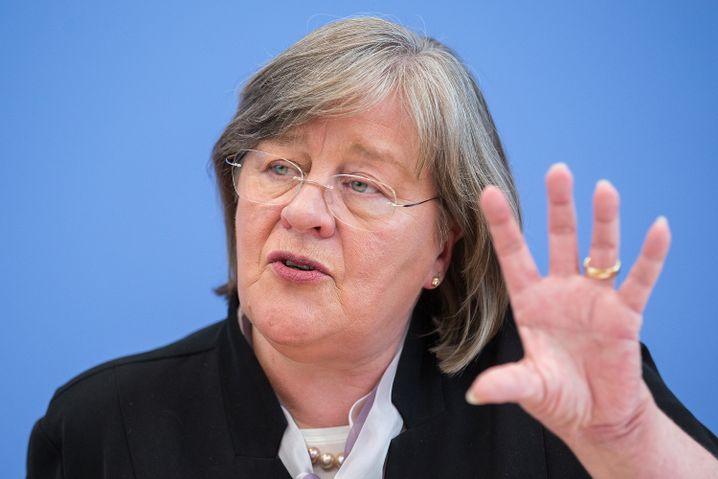 Bundesdatenschutzbeauftragte Andrea Voßhoff (CDU)