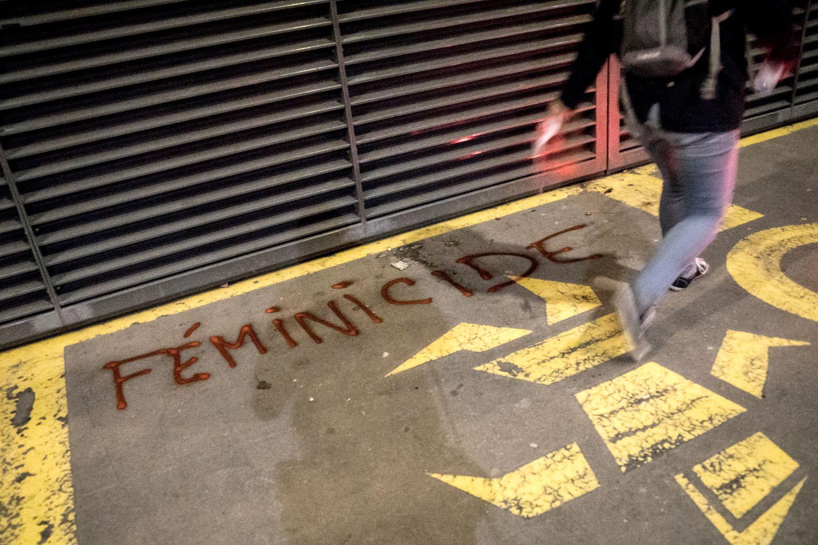 EINMALIGE VERWENDUNG Häusliche Gewalt