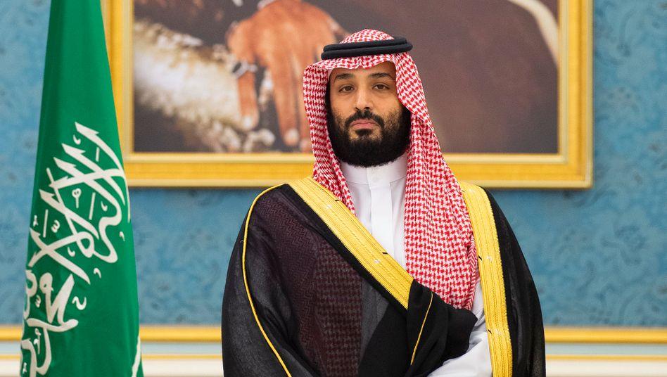 Kronprinz Mohammed: Maßlos ambitioniert