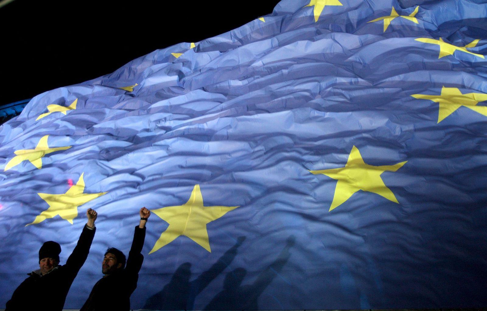 EU / Flagge