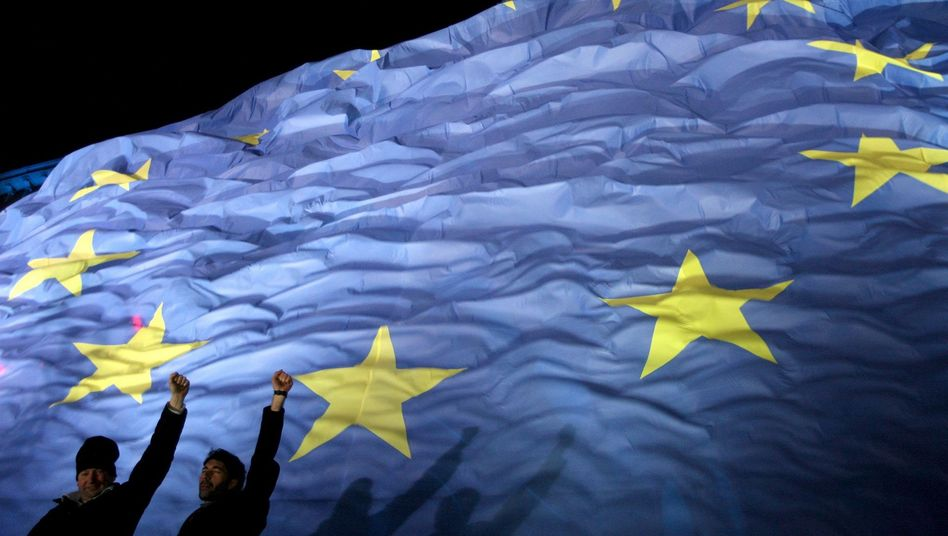 The EU was named as winner of the 2012 Nobel Peace Prize on Friday.
