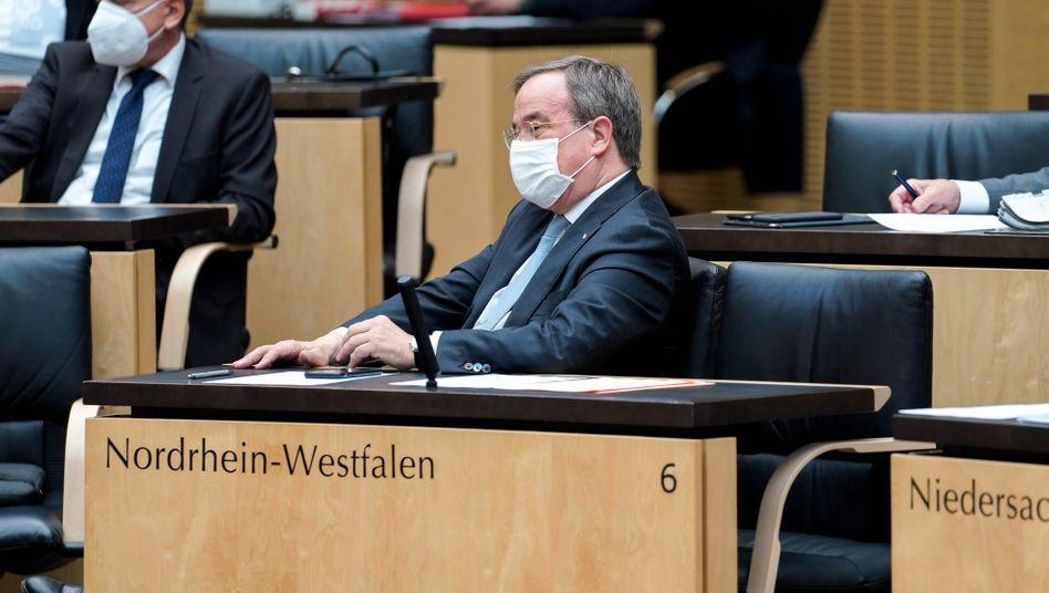Nordrhein-Westfalens Landesvater Armin Laschet (CDU)