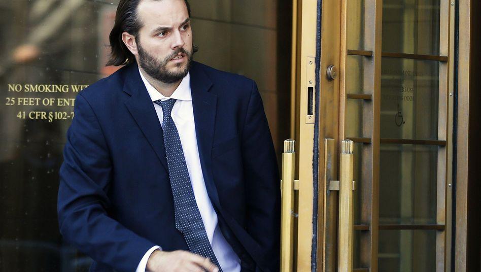 Ex-Goldman-Händler Matthew Taylor: Haft, Geldstrafe und Sozialstunden