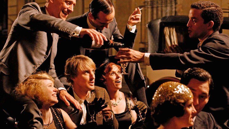 """Szene aus »Midnight in Paris"""": Eine Hochglanz-PR-Aktion am Rande der Propaganda"""