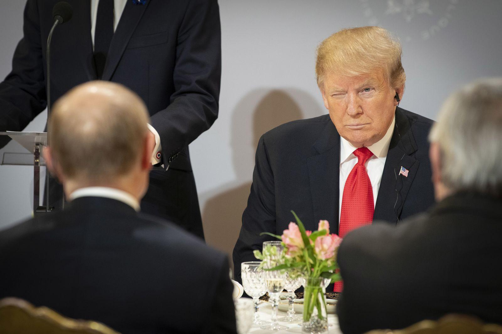 Wladimir Putin/Donald Trump