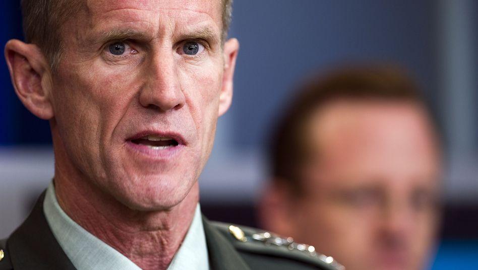General Stanley McChrystal: Untersuchung findet nicht genügend Beweise