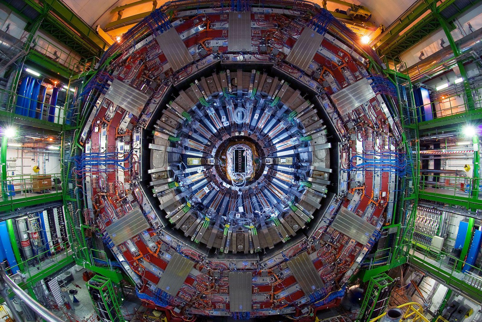 NICHT VERWENDEN CERN / Neues Teilchen